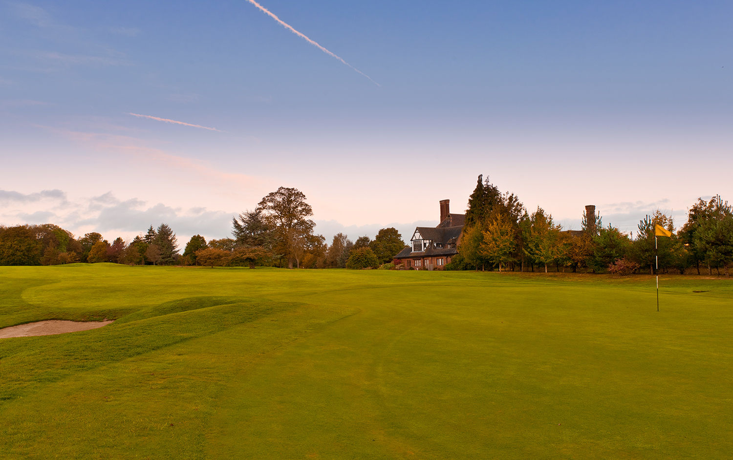 Welcome to Beaconsfield Golf Club