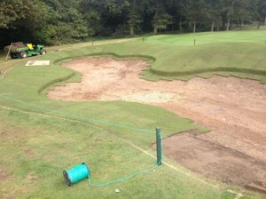 8th Bunker work