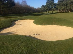 12th Bunker Finished